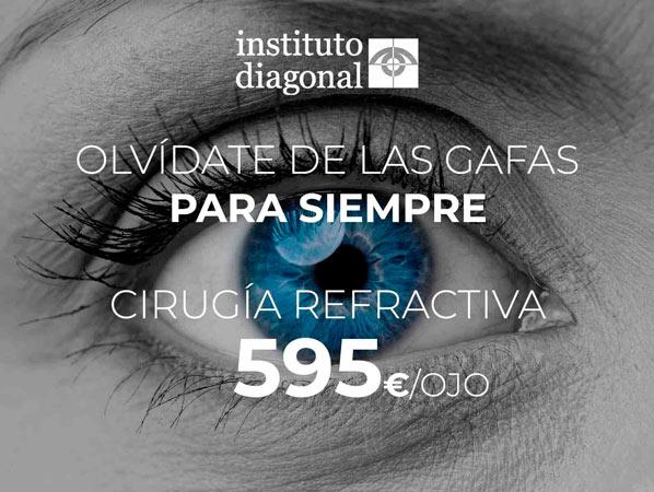 Operación miopia en barcelona